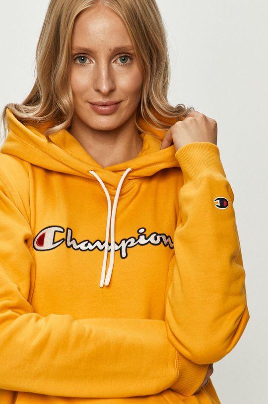 chihlimbar Champion - Hanorac de bumbac