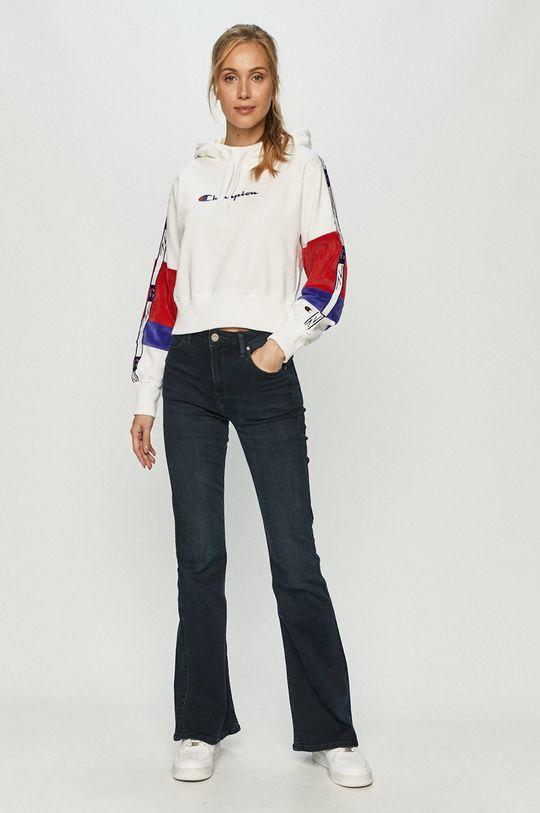 Champion - Bluza bawełniana biały