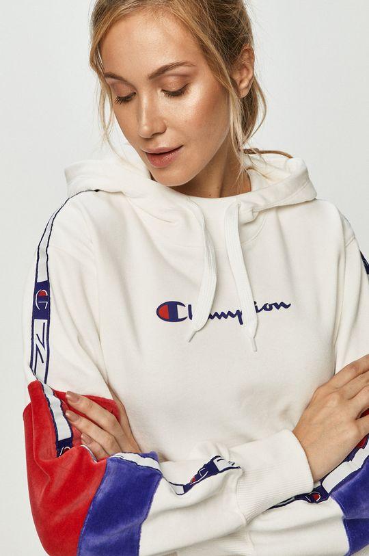 biały Champion - Bluza bawełniana