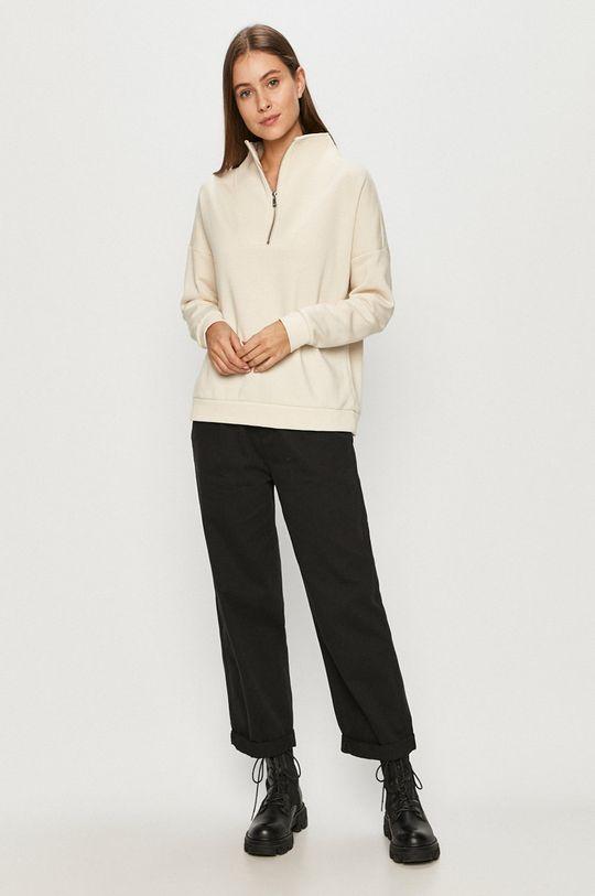 Vero Moda - Bluza kremowy