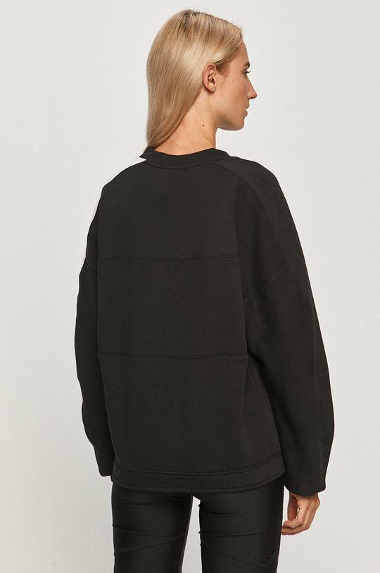 Reebok - Bluza  Materialul de baza: 70% Bumbac, 30% Poliester  Banda elastica: 95% Bumbac, 5% Elastan