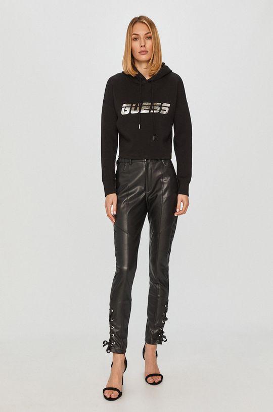 Guess Jeans - Bluza czarny
