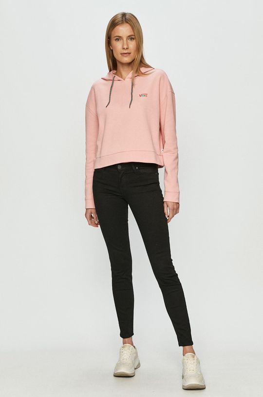 Vans - Bluza różowy