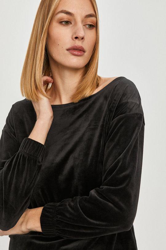 czarny Undiz - Bluza ACTISWEATIZ