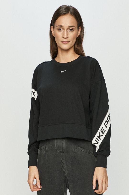 czarny Nike - Bluza