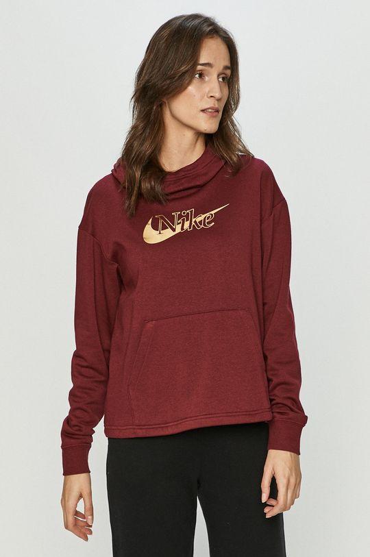kasztanowy Nike Sportswear - Bluza Damski