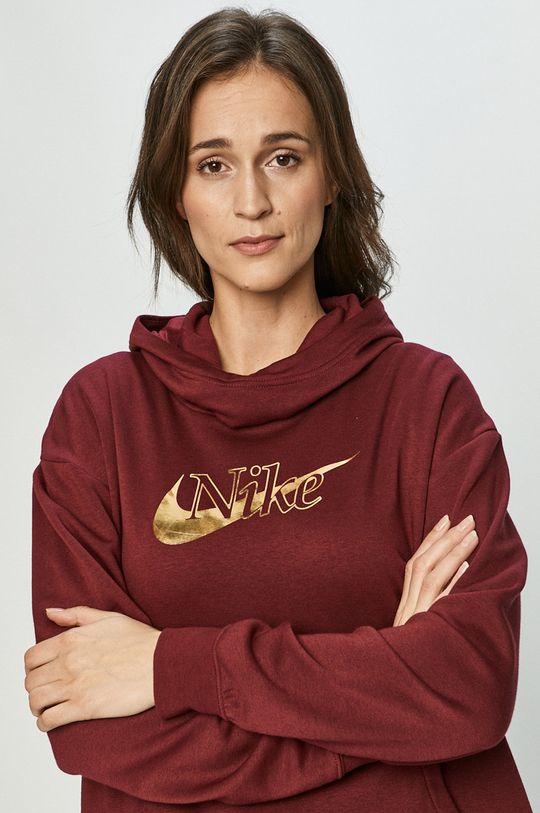kasztanowy Nike Sportswear - Bluza