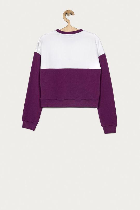 Guess Jeans - Bluza copii 116-175 cm violet