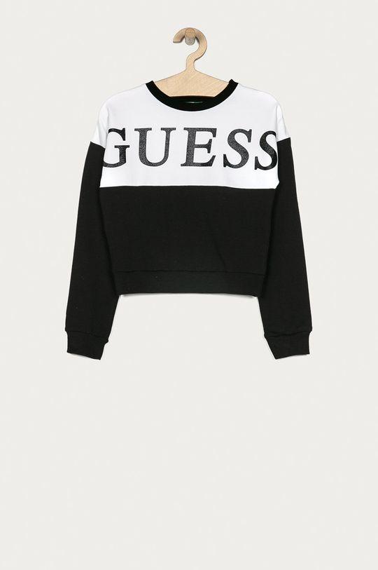negru Guess Jeans - Bluza copii 116-175 cm De fete