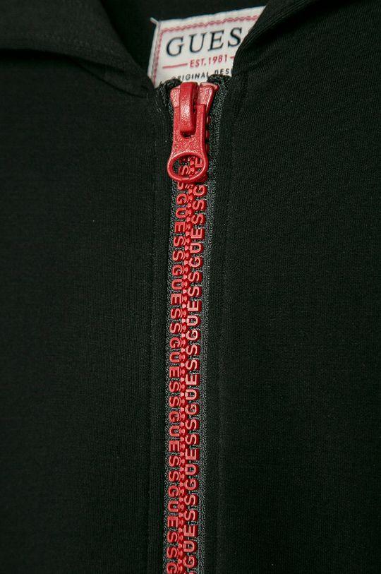 Guess Jeans - Bluza  Material 1: 12% Poliamida, 5% Spandex, 83% Viscoza Material 2: 100% Bumbac