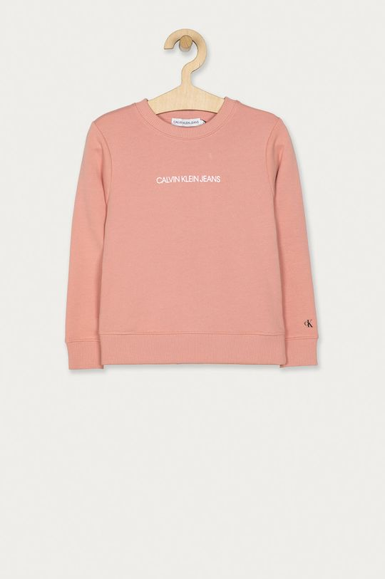 roz Calvin Klein Jeans - Bluza copii 104-176 cm De fete