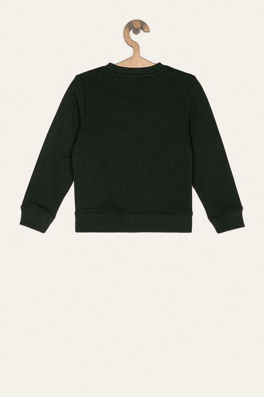 Calvin Klein Jeans - Dětská mikina 104-176 cm černá