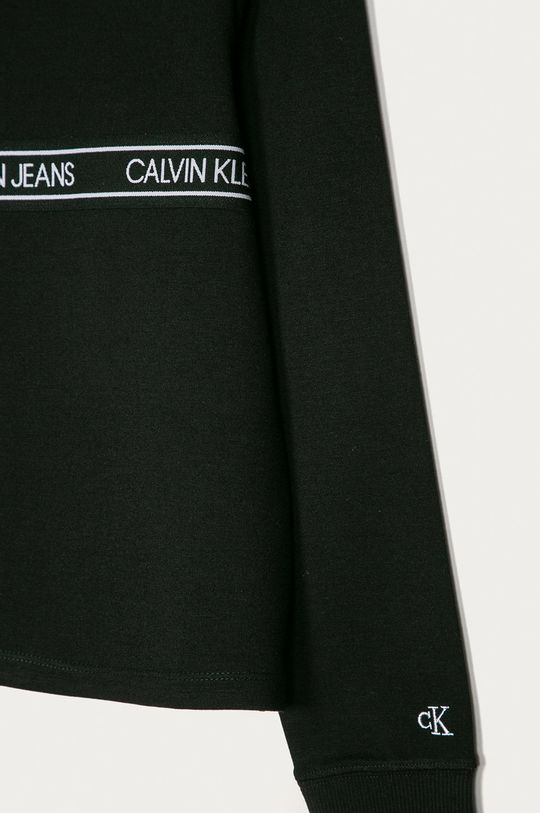Calvin Klein Jeans - Dětská mikina 140-176 cm  5% Elastan, 29% Polyamid, 66% Viskóza
