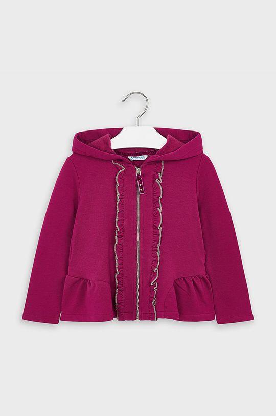 Mayoral - Bluza dziecięca 92-134 cm czerwony