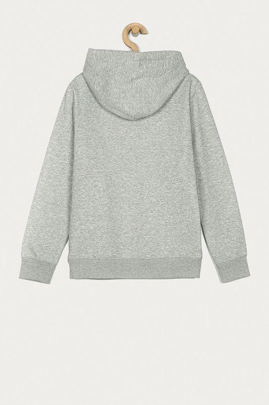Calvin Klein Jeans - Dětská mikina 128-176 cm světle šedá