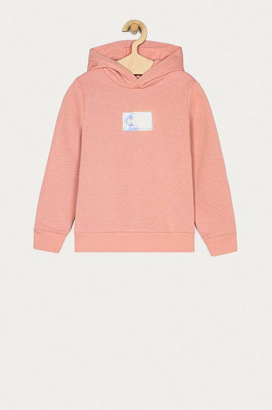 różowy Calvin Klein Jeans - Bluza dziecięca 128-176 cm Dziewczęcy