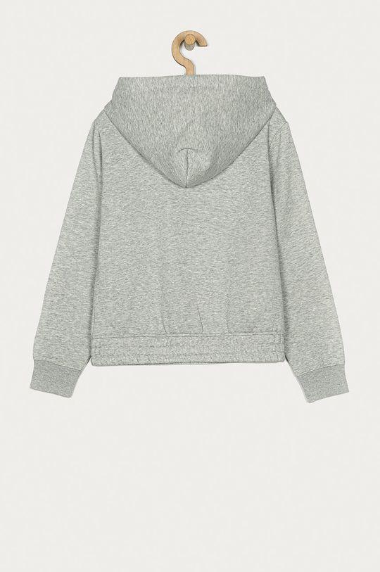 Calvin Klein Jeans - Dětská mikina 140-176 cm světle šedá