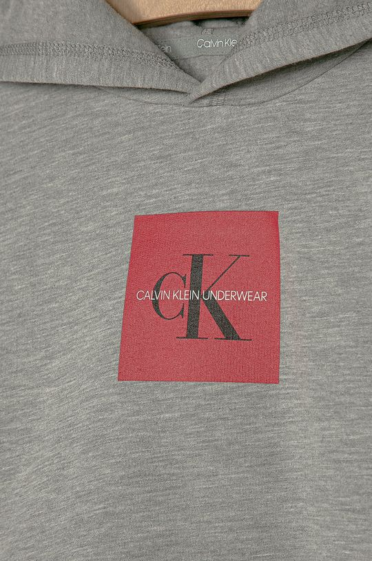 Calvin Klein Underwear - Hanorac de bumbac pentru copii 128-176 cm  100% Bumbac