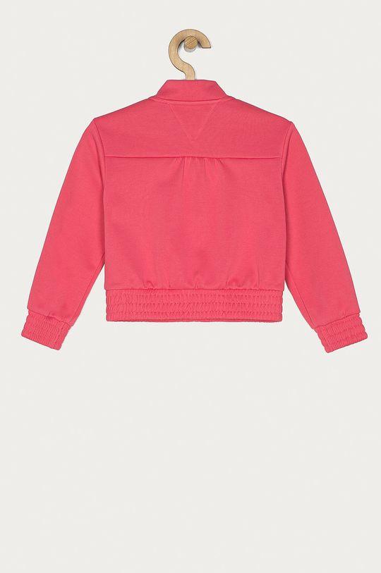 Tommy Hilfiger - Bluza dziecięca 104-176 cm różowy