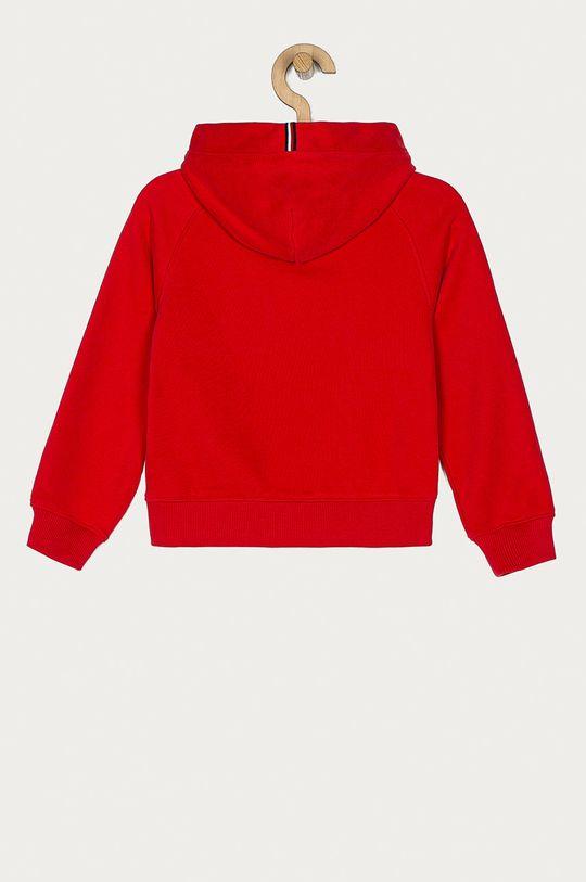 Tommy Hilfiger - Dětská mikina 110-176 cm červená