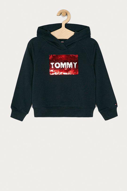 granatowy Tommy Hilfiger - Bluza dziecięca 110-176 cm Dziewczęcy