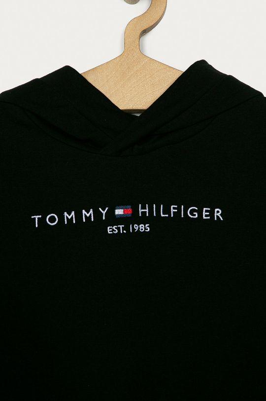 Tommy Hilfiger - Mikina 116-176 cm  Hlavní materiál: 71% Bavlna, 7% Elastan, 22% Polyester Podšívka kapuce: 100% Bavlna
