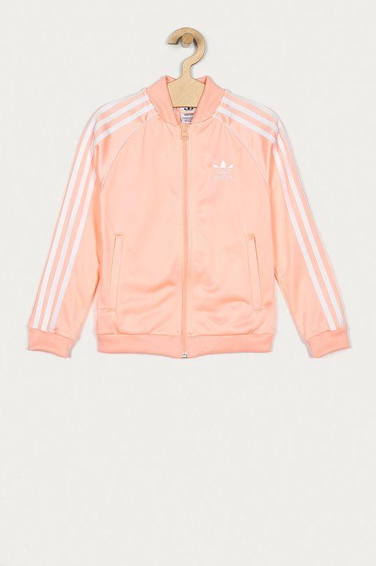 rózsaszín adidas Originals - Gyerek felső 128-164 cm Lány