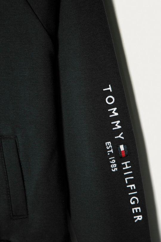 Tommy Hilfiger - Dětská mikina  Hlavní materiál: 72% Bavlna, 6% Elastan, 22% Polyester Podšívka kapuce: 100% Bavlna