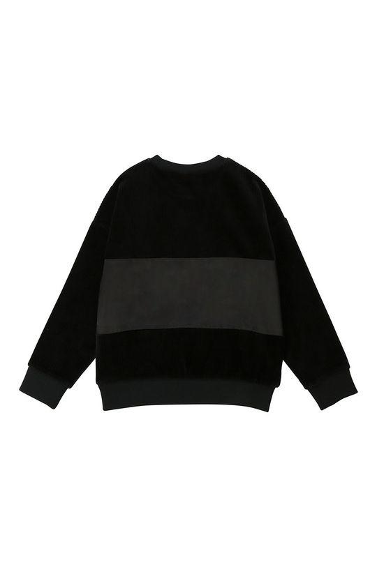 Dkny - Dětská mikina černá