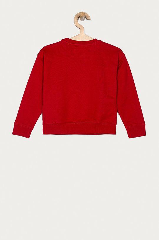 Pepe Jeans - Detská mikina Tulip 104-180 cm červená
