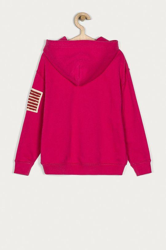 Polo Ralph Lauren - Dětská mikina 128-176 cm růžová