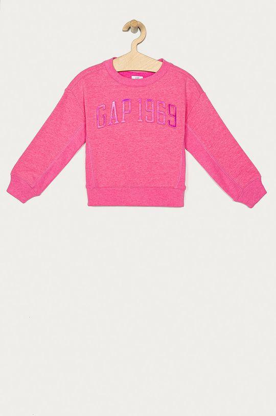 ostry różowy GAP - Bluza dziecięca 104-176 cm Dziewczęcy