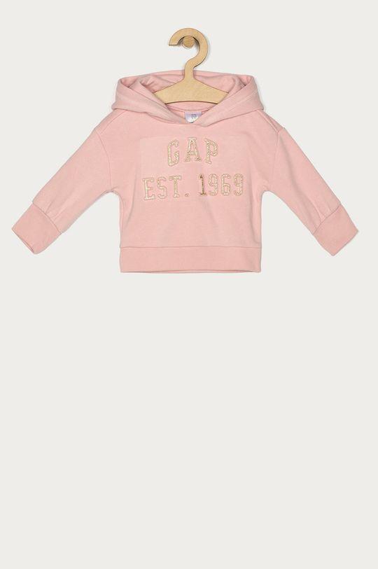 różowy GAP - Bluza dziecięca 74-104 cm Dziewczęcy