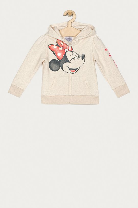 telová GAP - Detská mikina x Disney 74-104 cm Dievčenský
