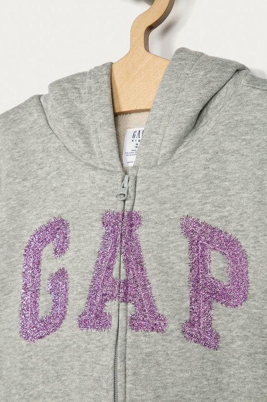 GAP - Dětská mikina 104-176 cm  Hlavní materiál: 77% Bavlna, 23% Polyester Podšívka kapuce: 100% Polyester