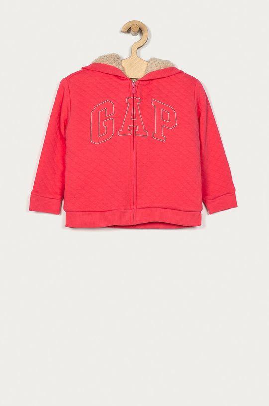 ostrá růžová GAP - Dětská mikina 80-110 cm Dívčí