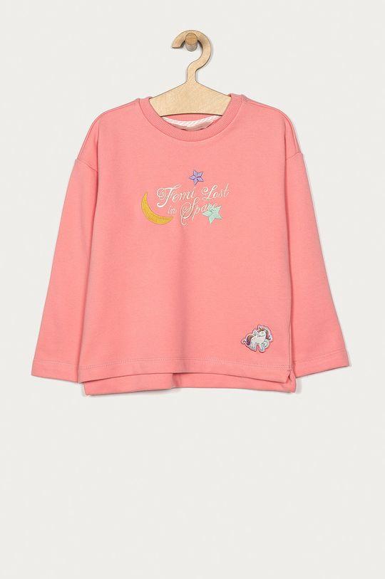 Femi Stories - Bluza dziecięca Liwo 116-140 cm różowy