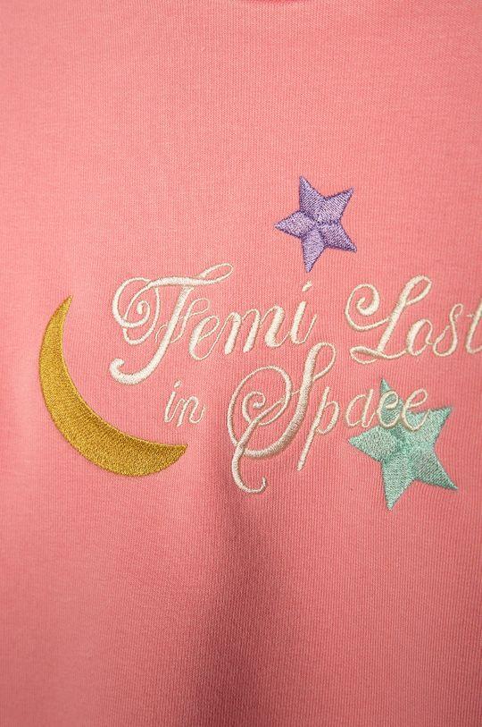 różowy Femi Stories - Bluza dziecięca Liwo 116-140 cm