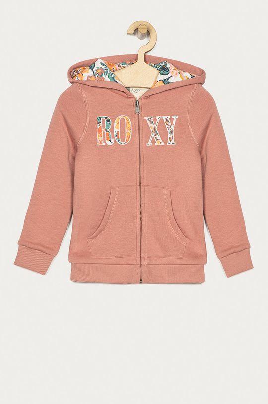 różowy Roxy - Bluza dziecięca 104-176 cm Dziewczęcy