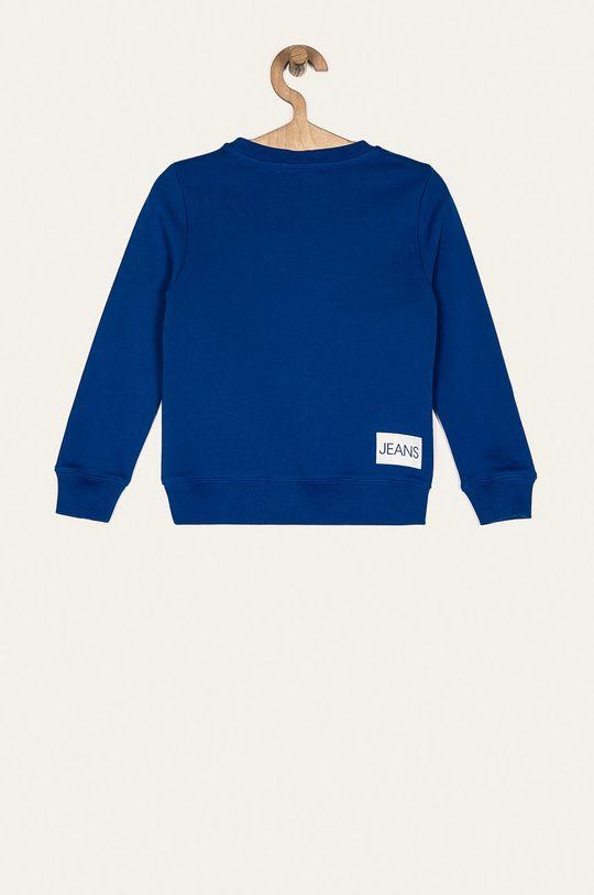 Calvin Klein Jeans - Bluza dziecięca 104-176 cm niebieski