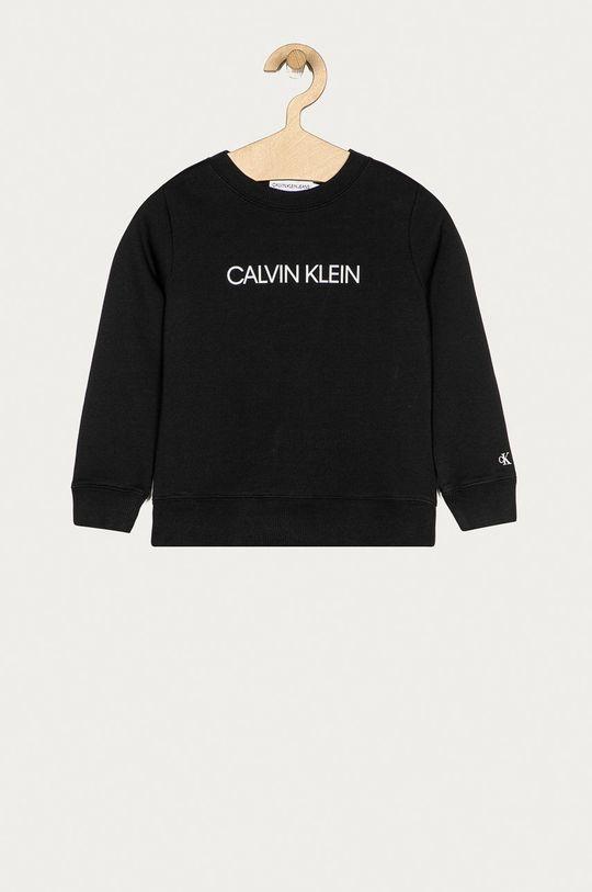 černá Calvin Klein Jeans - Dětská mikina 104-176 cm Dětský