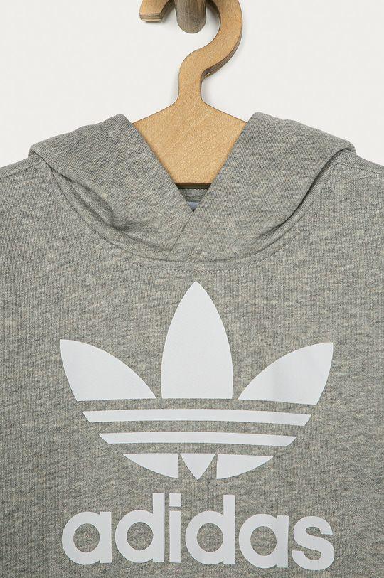 adidas Originals - Bluza dziecięca 128-164 cm Materiał zasadniczy: 70 % Bawełna, 30 % Poliester z recyklingu, Podszewka kaptura: 100 % Bawełna, Ściągacz: 95 % Bawełna, 5 % Elastan