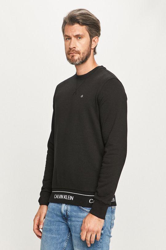 Calvin Klein - Mikina čierna