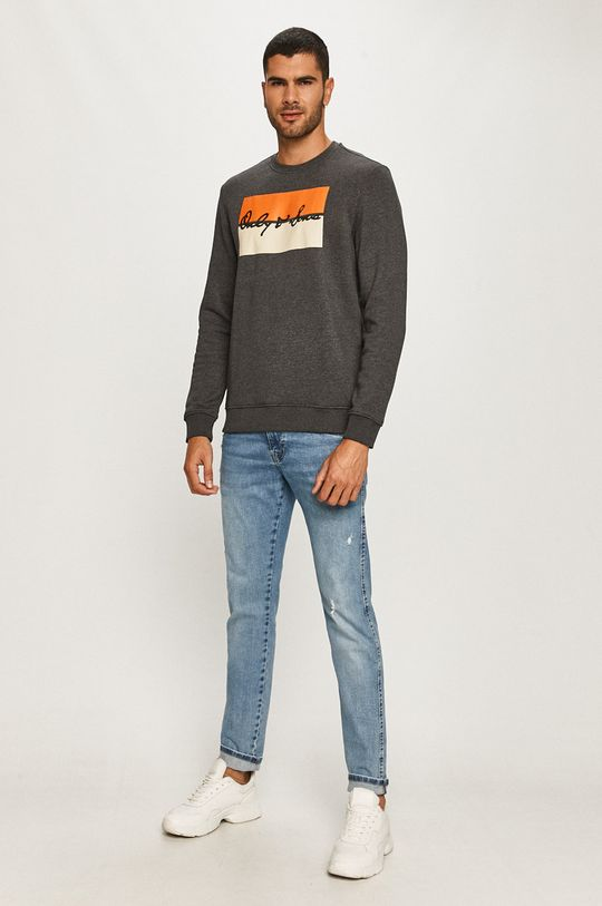 Only & Sons - Bluza gri