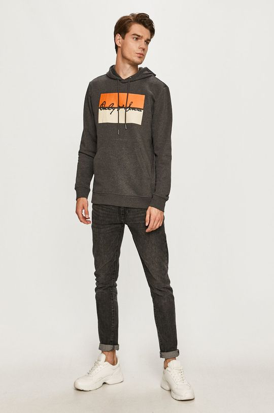 Only & Sons - Bluza grafitowy