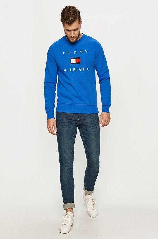 Tommy Hilfiger - Bluza niebieski