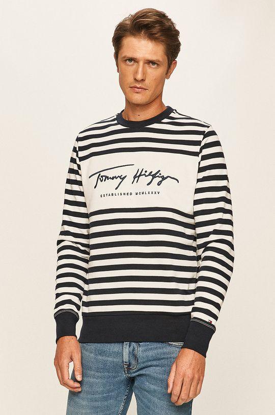 námořnická modř Tommy Hilfiger - Mikina
