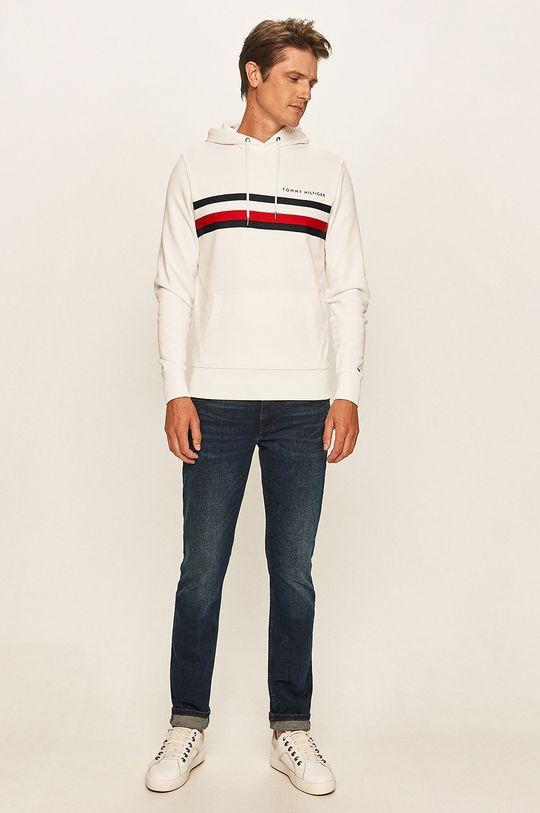 Tommy Hilfiger - Bluza biały