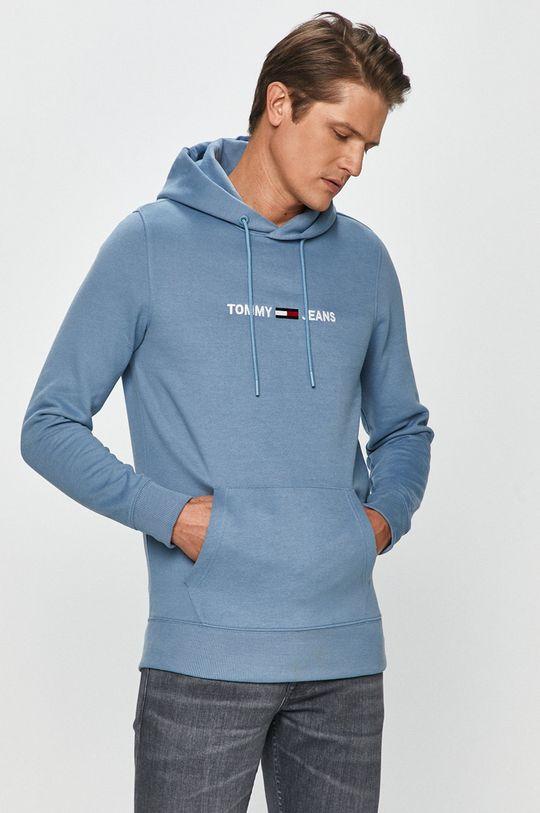 albastru deschis Tommy Jeans - Bluza De bărbați
