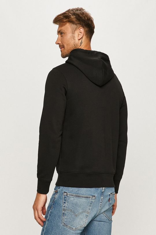 Calvin Klein Jeans - Bluza  Materialul de baza: 90% Bumbac, 10% Poliester  Banda elastica: 98% Bumbac, 2% Elastan